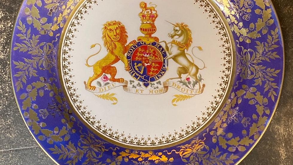 Piatto della Royal Collection