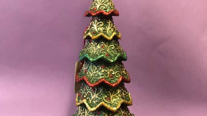 Albero di Natale in resina cm45