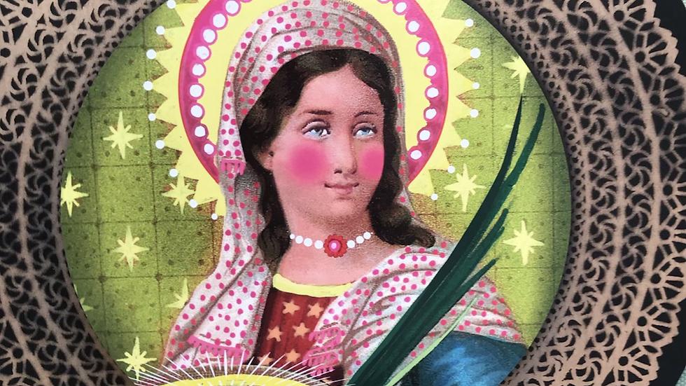 Santa Lucia cm 21
