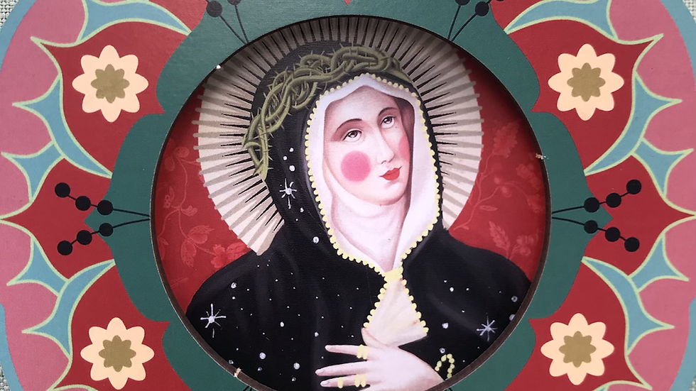 Santa Veronica cm 13