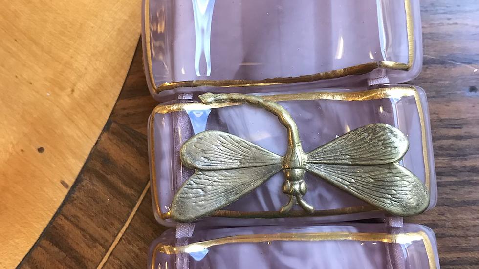 Bracciale in vetro fuso di Murano ordinabile
