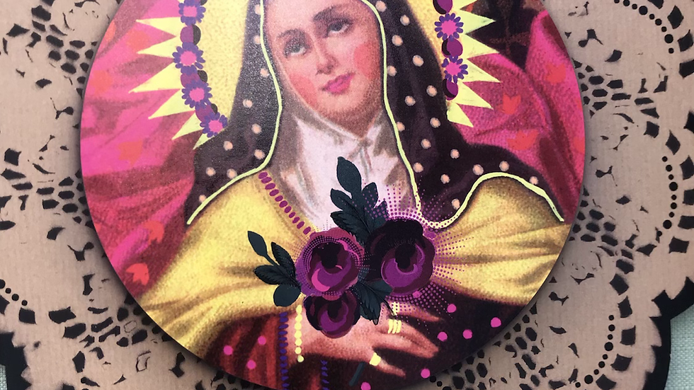 Santa Teresa cm 21