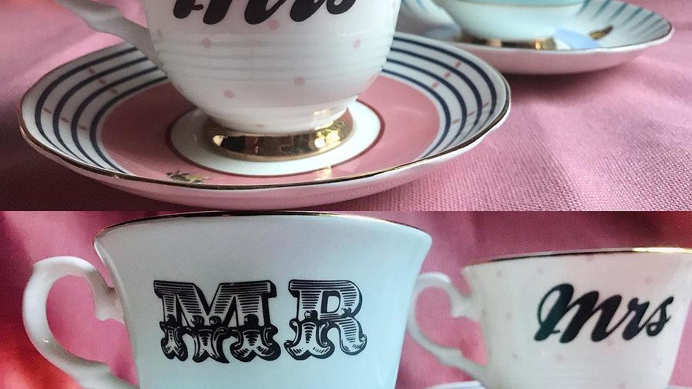 Tazza te MRS e MR