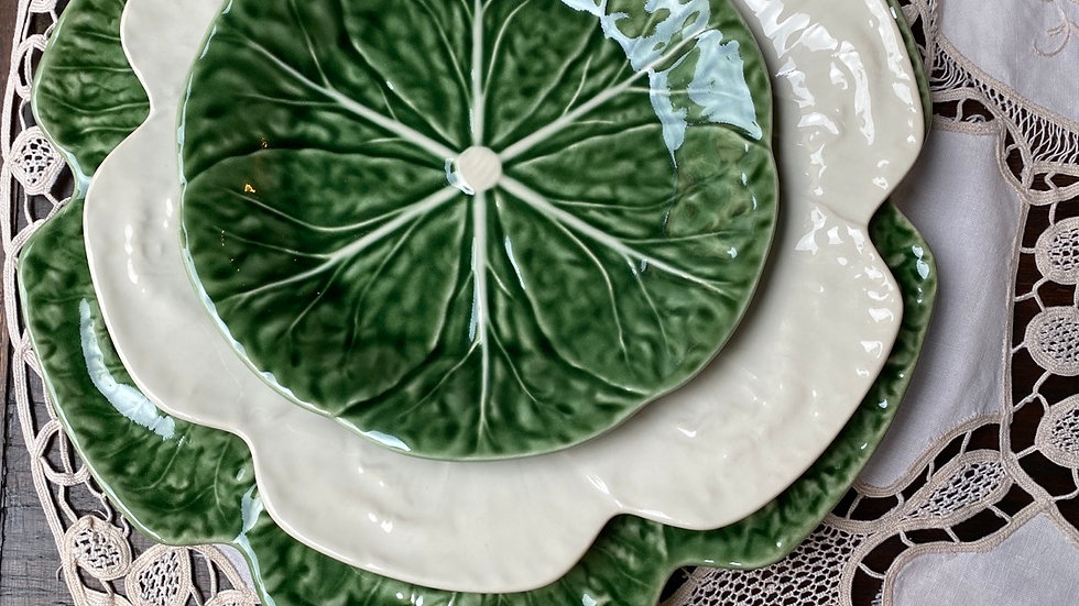 Piatto frutta Couve verde