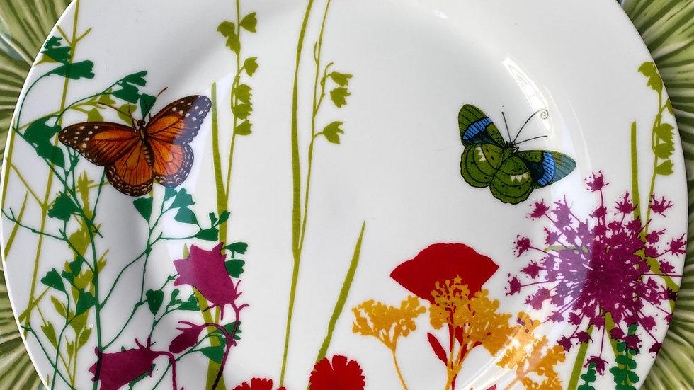 Piatto piano Butterfly