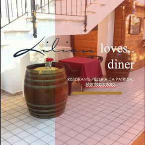 Lilian loves... Ristorante-pizzeria Da Patrizia a Montegranaro