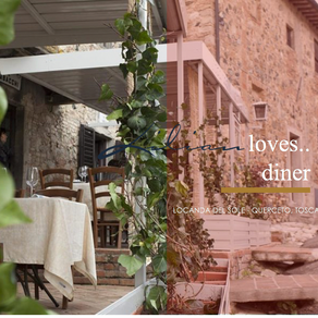 Lilian loves...dining| Locanda del Sole