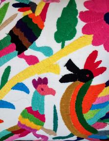 Tenangos de Doria textile