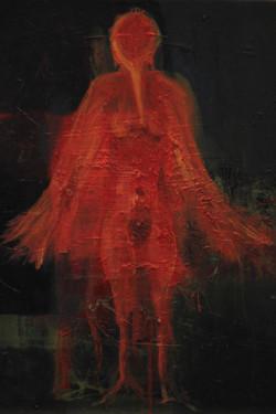 Oil on Canvas 60cm x 50cm