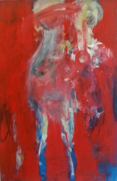 Oil on Canvas 120cm x 80cm