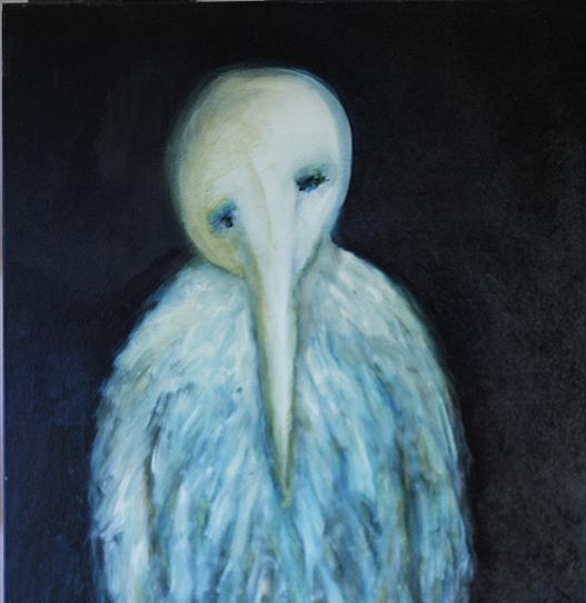 Oil on canvas 100cm x 70cm