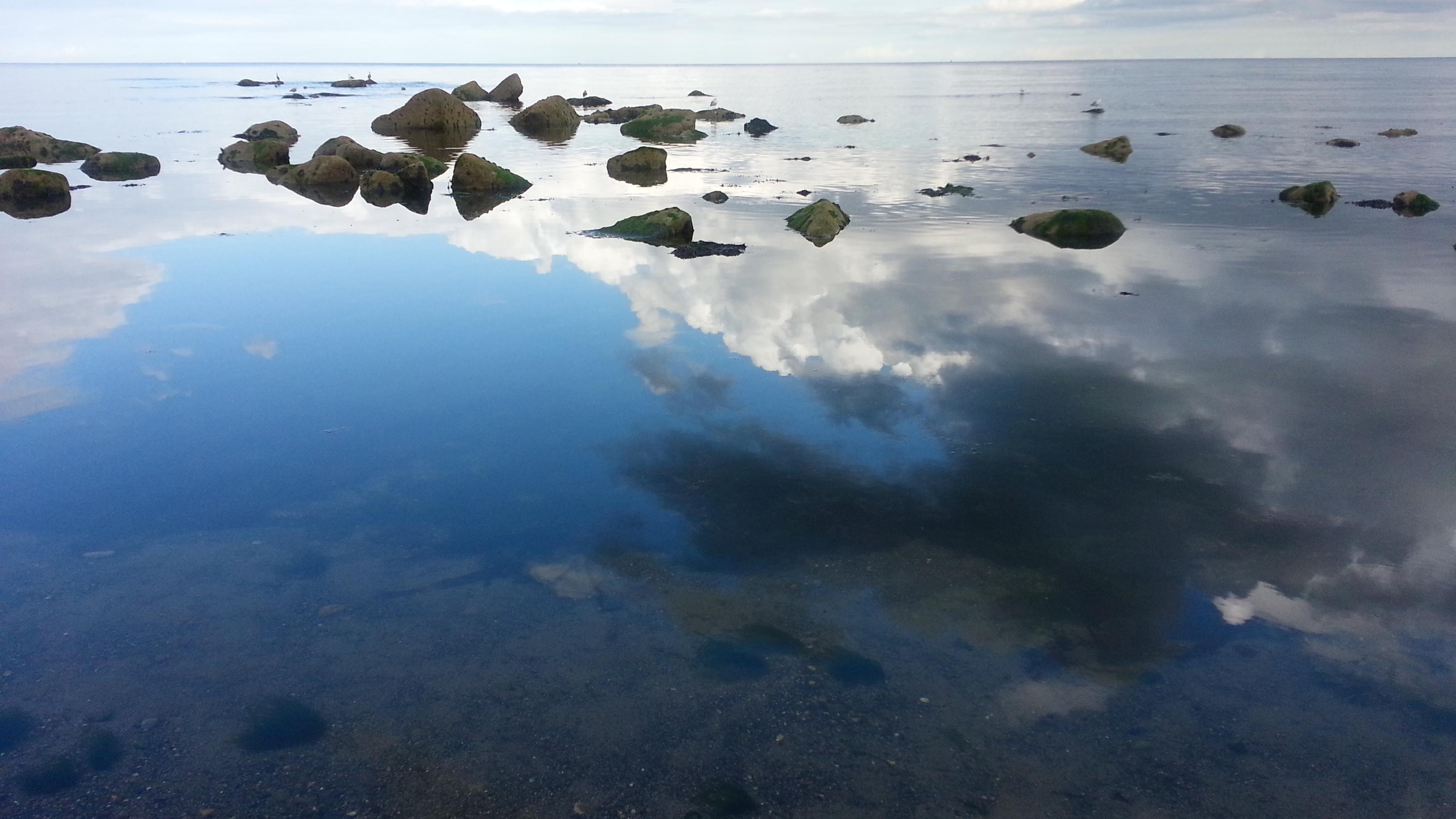 Killiney beach 2014