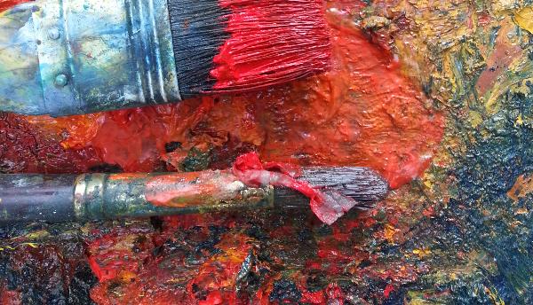 Paint Pallet 2014