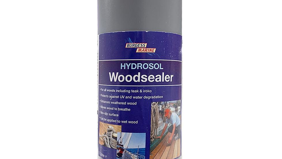 Burgess Marine Hydrosol Woodsealer Treatment