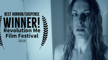 """Trapped Inside"" Wins Best Horror / Suspense @ Revolution Me Film Festival"