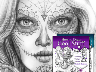 Become a doodling wizard with these How to Draw Cool Stuff books