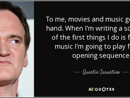 Music - The Ultimate Source of Inspiration For Screenwriters