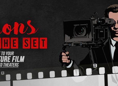 Filmmaker Usher Morgan reveals the secrets to DIY, low-budget indie filmmaking in new book