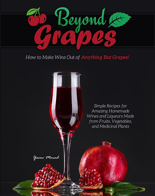 Beyond Grapes: How to Make Wine Out of Anything But Grapes
