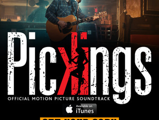"New Soundtrack Released for ""Pickings"" Features Original Music by Katie Vincent"