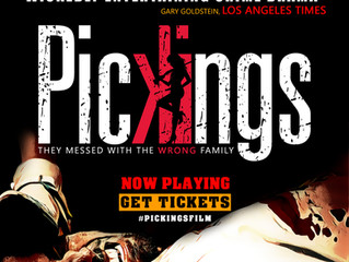 Pickings Film Review: Los Angeles Times