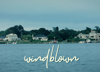 "Production Wraps on ""Windblown"""