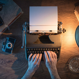 Why Every Screenwriter Should Own a  Typewriter