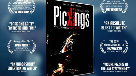 Pickings is coming to Blu-Ray, DVD and  Digital