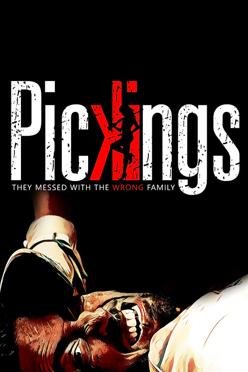 Pickings Movie Poster: Jimmy (16X20)