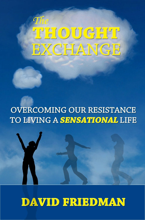 The Thought Exchange: Overcoming Our Resistance To Living A Sensational Life Pap