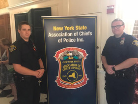 New York State Association of Chiefs of Police Training Conference at the Glen Cove Mansion