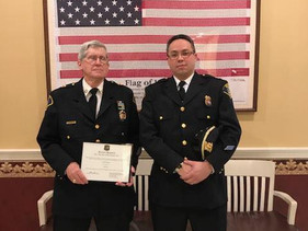 Ed Black Promoted to Captain
