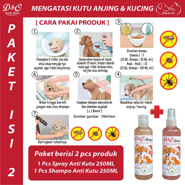 D&C-Paket-Shampo-Anti-Kutu-dan-Spray-Ant