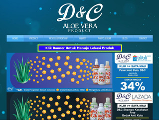 Desain Baru Website D&C