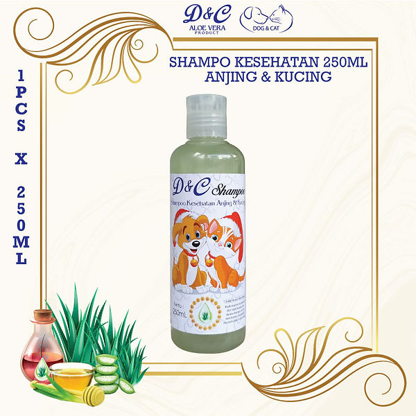 D&C-Shampo-Kesehatan-Anjing-&-Kucing-250