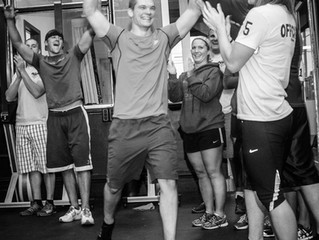 What's Powerful About the CrossFit Community