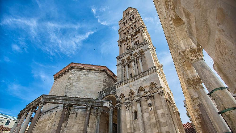Split - a city of UNESCO