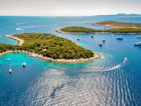 Top Islands in Croatia for your Gulet Charter