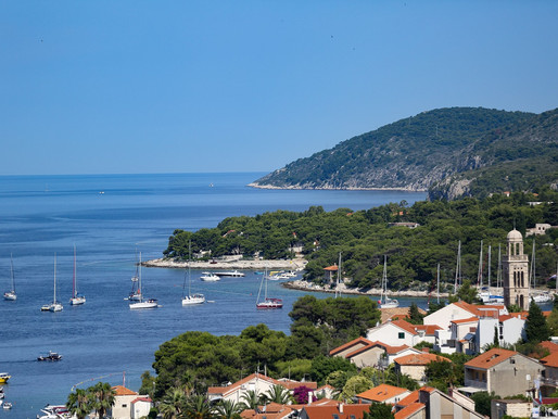 Top islands in Croatia for a gulet charter
