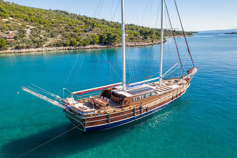 Luxury Gulet Nostra Vita, Croatia