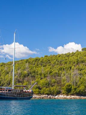 Gulet Cruise in Croatia with Gulet Nostra Vita