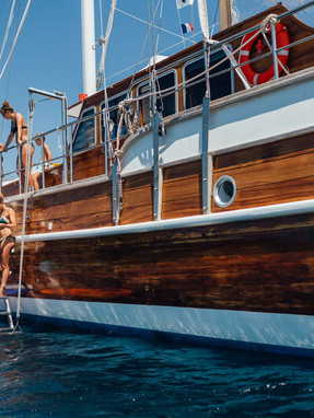 A Gulet Cruise - the Perfect Family Vacation