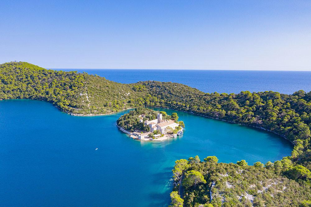 National Park Mljet, Croatia