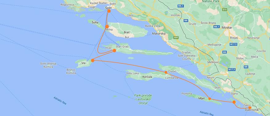 Ruta br 3. Dubrovnik-Split.png