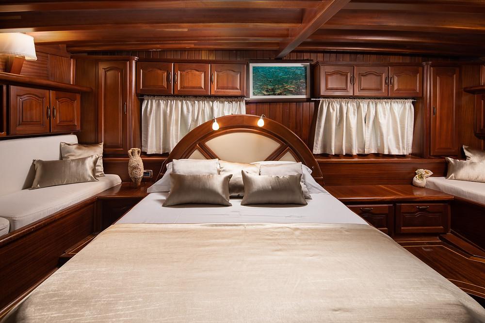 Nostra Vita's cabins