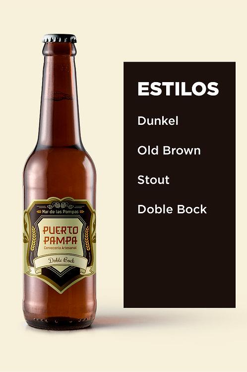 Pack 3 porrones Cerveza Artesanal