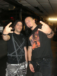 INFERI WITH ORION (Behemoth)