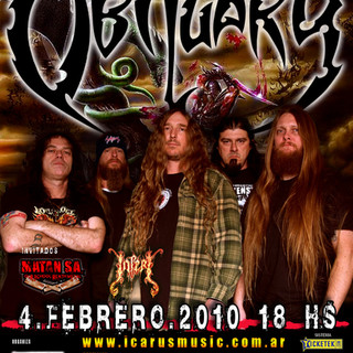 INFERI OBITUARY