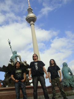 EUROPE TOUR (Berlin)