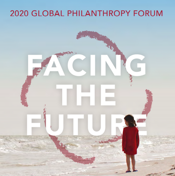 Loop Closing Presents at 2020 Global Philanthropy Forum